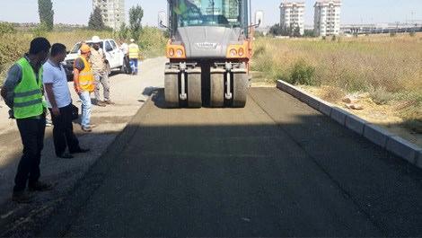Beton yol kullanımı hızla artıyor