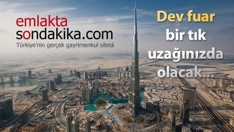 Emlaktasondakika'dan Cityscape Dubai'ye çıkarma!