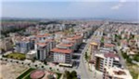İzmir Torbalı'ya 190 konutluk proje geliyor