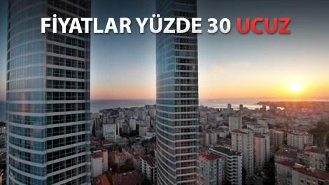 Four Winds, oldu size Park Residences Cadde!