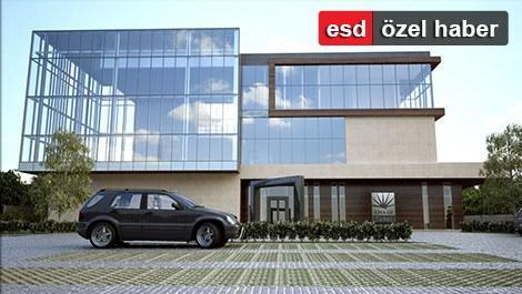 Emaar Square satış ofisi