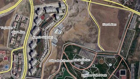 Mesa Mesken, Eryaman'da 95 bin metrekare arsa aldı!