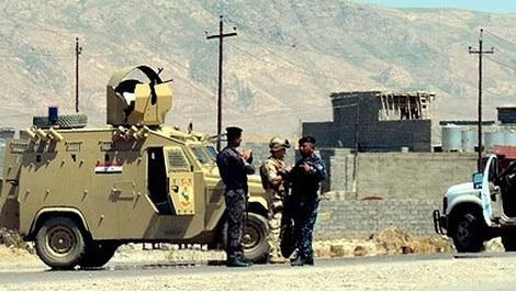 Irak kaçırılan askerler