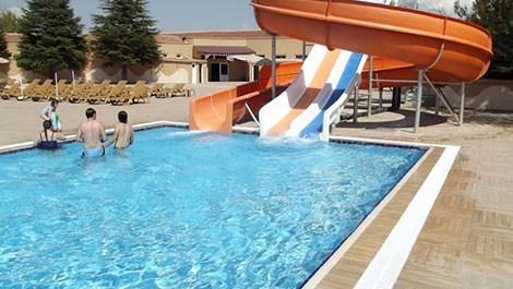 Kütahya'da termal otel yaptıran 29 yıl işletecek