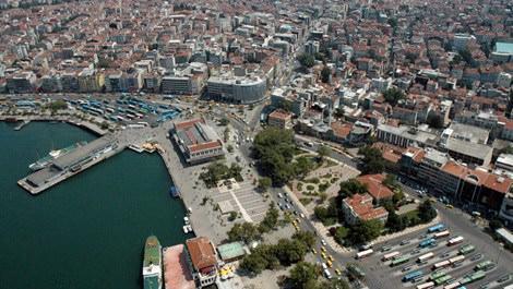 kadıköy bölgesinin genel görünümü