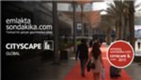 Dubai Cityscape Fuarı bugün kapılarını açtı!