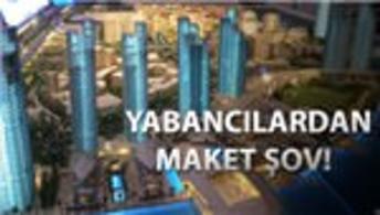 Yabancı projeler Dubai Global'de göz kamaştırdı!
