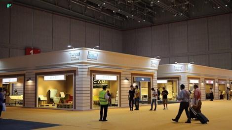 Türk mobilyacılar Çin Fuarı'nda