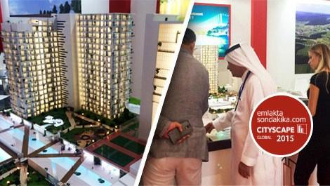 Uçar Grup, Dubai Cityscape'i uçurdu!