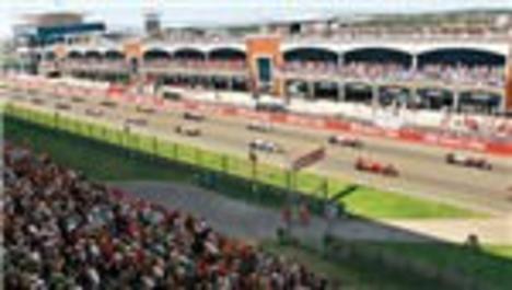 Formula 1 yeniden İstanbul Park'ta