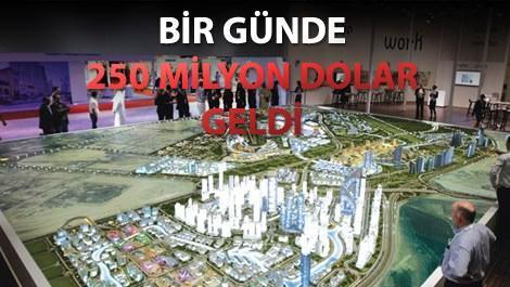 Türk firmalardan Dubai'de büyük ölçekli satış!