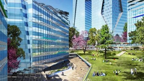 Esentepe Business Park projesi