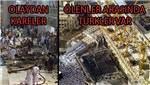 Mekke Kabe'de vinç kazası! 107 ölü, 238 yaralı