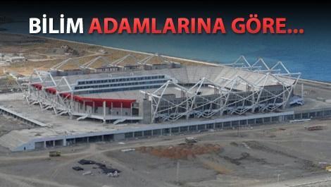 Akyazı Stadyumu için şok uyarı!