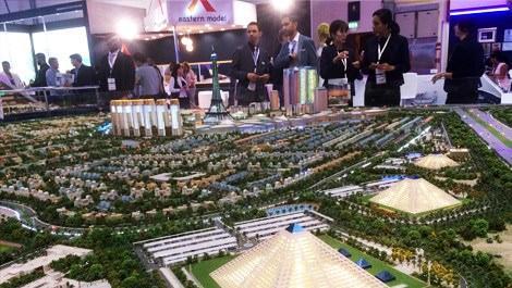 Dubai Cityscape Fuarı