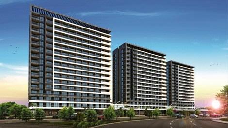 Fortis İstanbul projesinin 3 binası