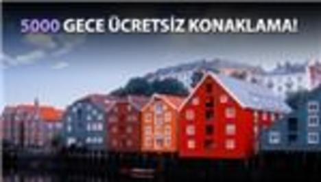 Norveçli milyarderden mültecilere bedava otel!