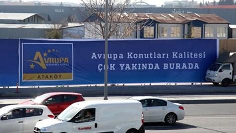 Avrupa Residence & Office Ataköy satışa çıktı