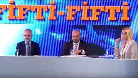 Dumankaya'dan Türkiye'ye 'Fifti-Fifti' model!