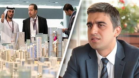 """""""Türk inşaat firmaları Ciytscape'e büyük ilgi gösterdi"""""""