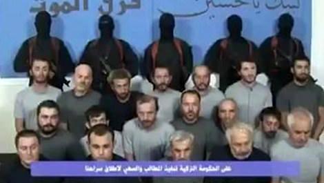 Irak'ta kaçırılan işçiler için 'sessiz diplomasi'
