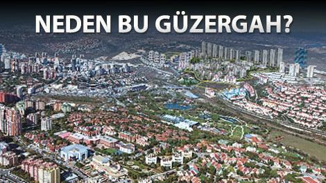 Kayabaşı, Arnavutköy ve Hadımköy'ün değeri arttı