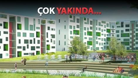 TOKİ'den İstanbul'a 547 yeni konut!