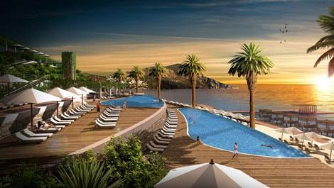Aykan Group'un Kalkan'da hayata geçirdiği otel