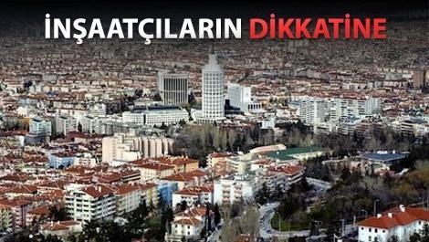 ankara büyükşehir belediyesinin çankayada sattığı arsa