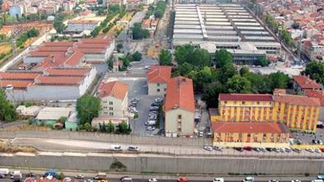 Eski Bayrampaşa Cezaevi arazisindeki projeye onay!