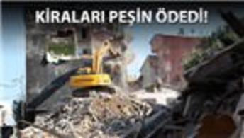 Şua İnşaat, Fikirtepe projesi için yıkıma başladı!