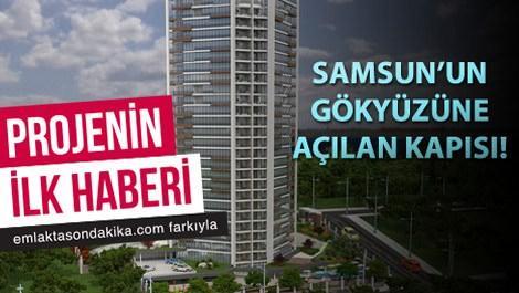 Aquamarin Tower 450 bin liradan başlıyor!
