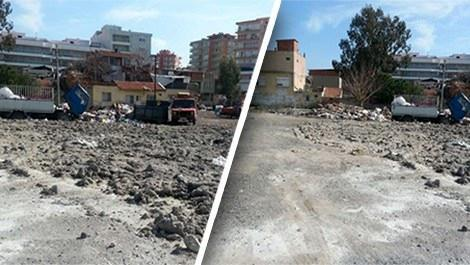 Milli Emlak İzmir Karşıyaka'da arsa satıyor