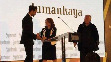 Superbrands Türkiye ödül anı