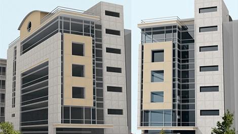 Vakıflar'ın Ankara Altındağ'a yaptıracağı iş merkezi