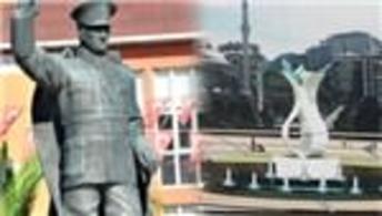 'Atatürk heykelinin yerini halk belirleyecek'