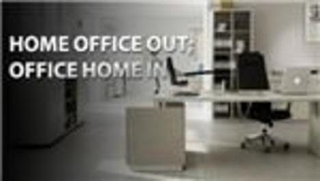 Home office konsepti 'office home'a dönüştü