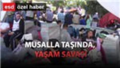 Büyük İstanbul Otogarı'nda mülteci dramı!
