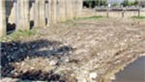 Binlerce ton atık Ege Denizi'ne döküldü