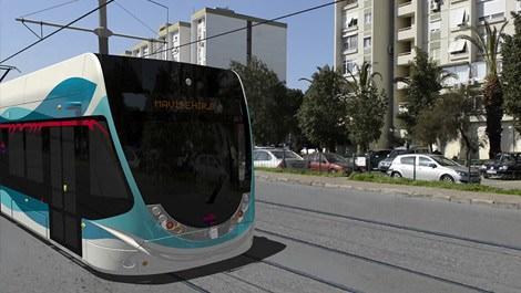 Karşıyaka – Mavişehir tramvayı bisikletin yoluna çıktı!