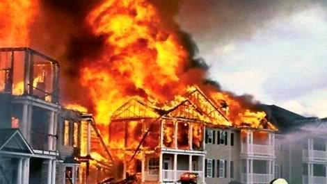 Yangından Korunma Haftası