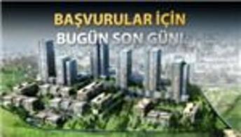 Başakşehir, Ayazma ve Ispartakule'de kura heyecanı!