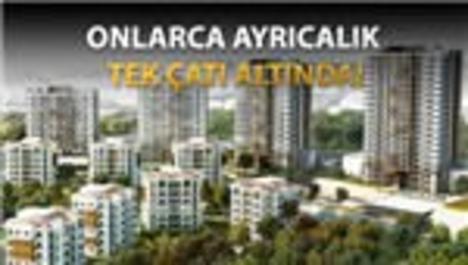 Başakşehir'in en yenisi Vadişehir değerini arttırıyor