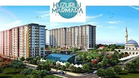 Huzurlu Marmara Beylikdüzü'nde 261 bin TL'ye daire!
