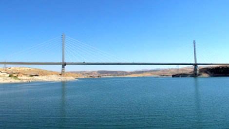 Türkiye'nin 4. büyük asma köprüsü tamamlanıyor!