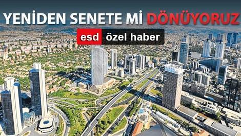 istanbul ofis bölgesi maslakın havadan görünümü