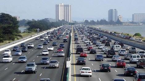 İstanbul'da trafik yoğunluğu arttı!