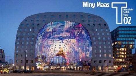 Ünlü mimar Winy Maas, 'T Buluşmaları Konferansı'nda!