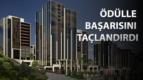 International Property Awards'ta Piyalepaşa İstanbul'a ödül!