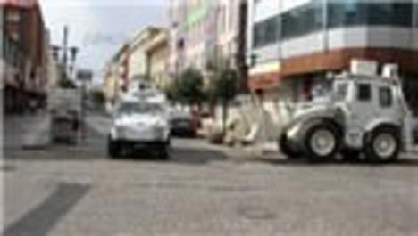 Mardin Nusaybin'de sokağa çıkmak yasak!